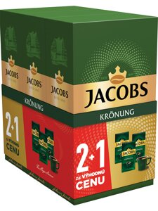 Jacobs Kronung 250g 2+1
